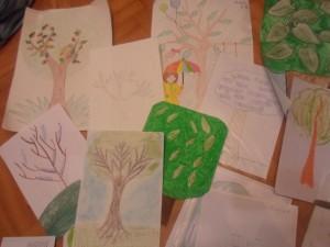 Работ много. Можно посадить целый лингвистический сад из этих деревьев.
